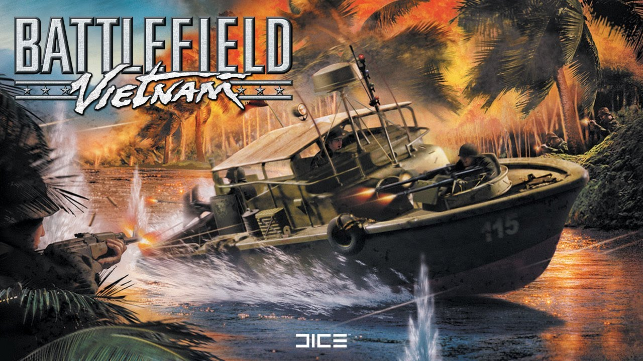 Battlefield Vietnam Download Poster