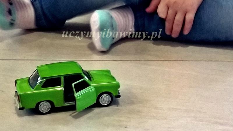 Montessori - samochody