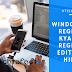 Windows में Registry क्या है? Windows 10 registry Basics