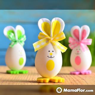 Centros de Mesa, Arreglos y Decoración para Pascua