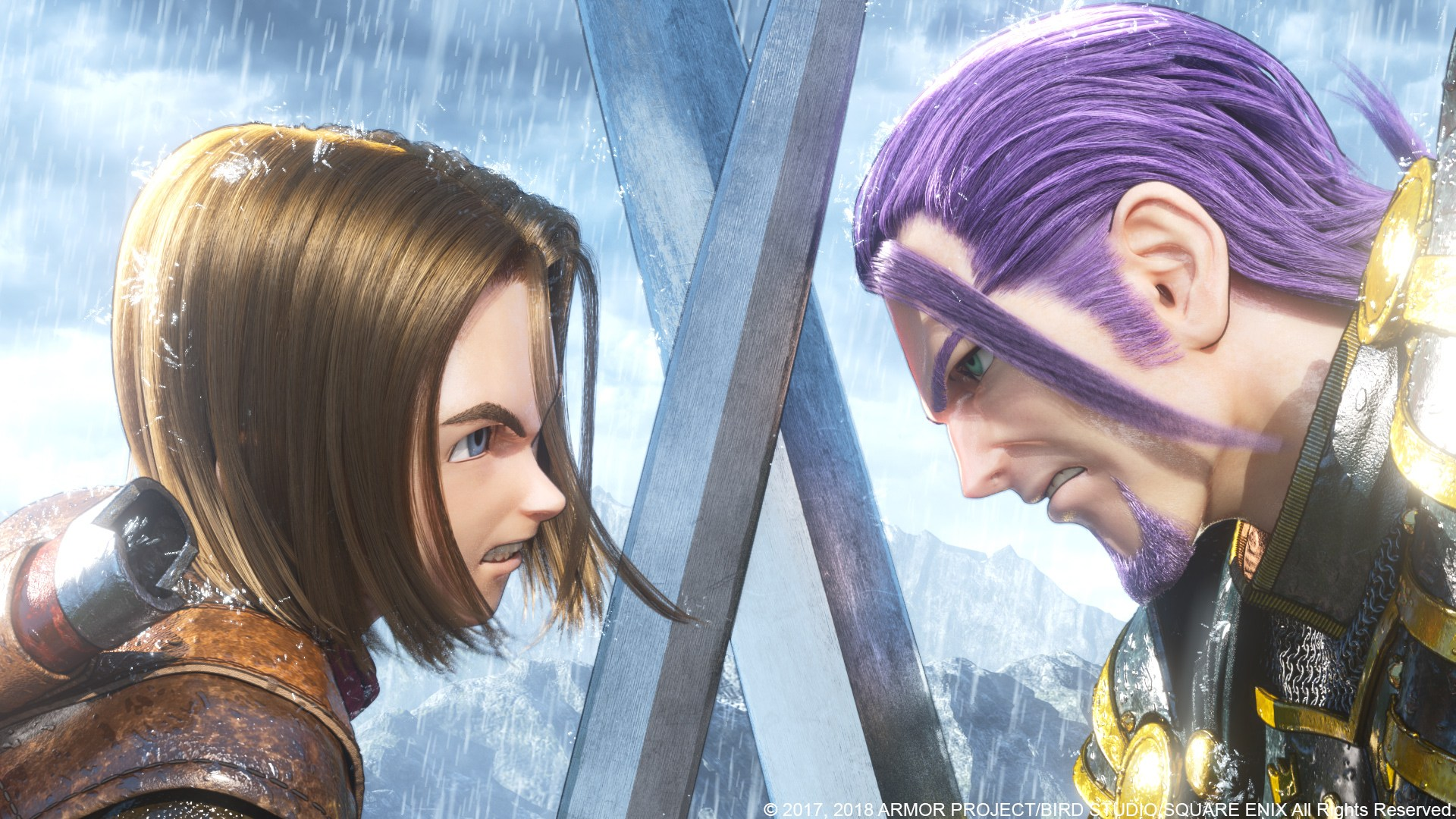 Download Dragon Quest Xi Wallpapers