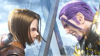 Dragon Quest XI Wii U Wallpaper