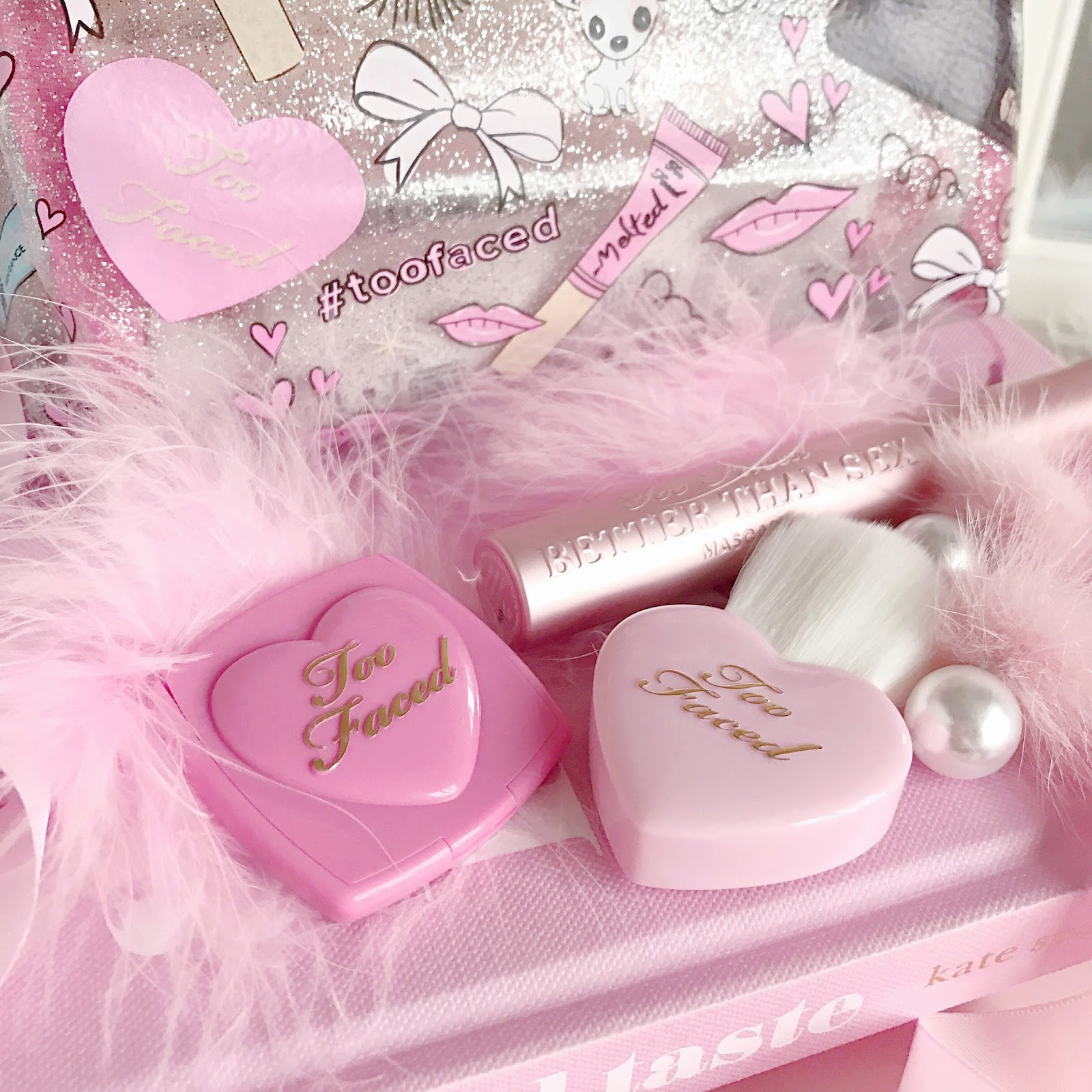 Love, Catherine | Too Faced X Skinnydip