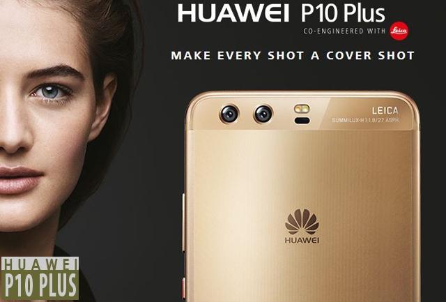 Huawei P10 Plus Muncul di MWC 2017