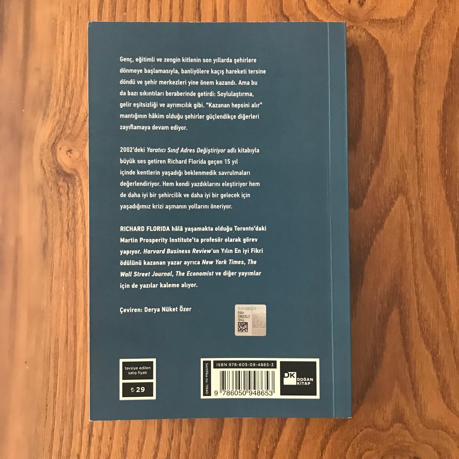 Yeni Kentsel Kriz - Soylulastirma, Esitsizlik ve Seckinler Sehri Ile Gelen (Kitap)
