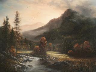 paisajes-con-montañas-pintados-realismo