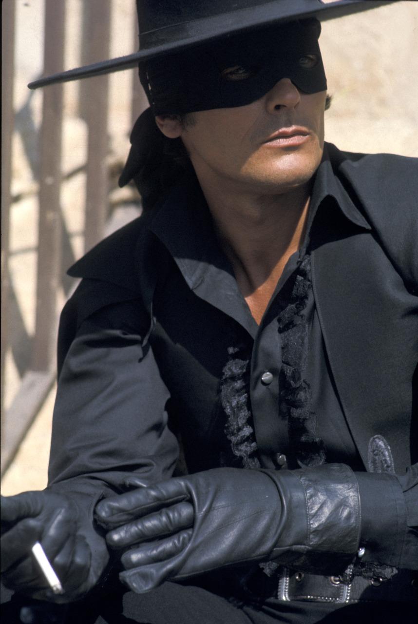 Zorro and Hortensia: A...