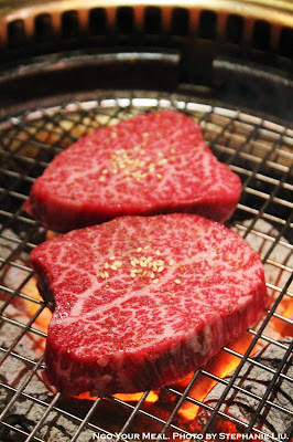 Wagyu Beef Tenderloin Filet A9+ at 大腕 in Taiwan