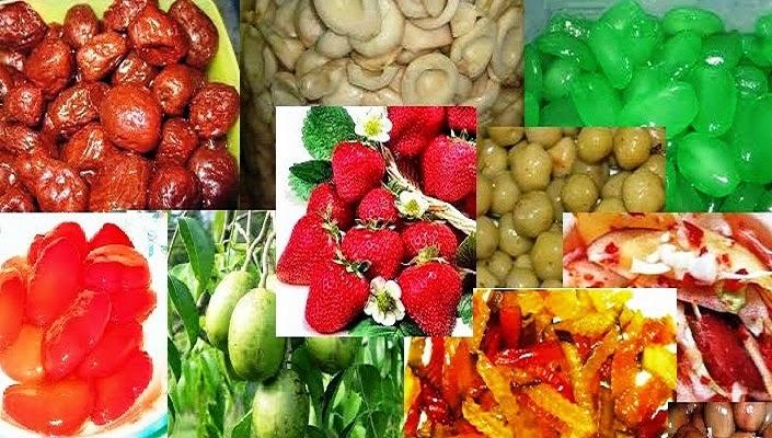 Resep Manisan Buah buahan