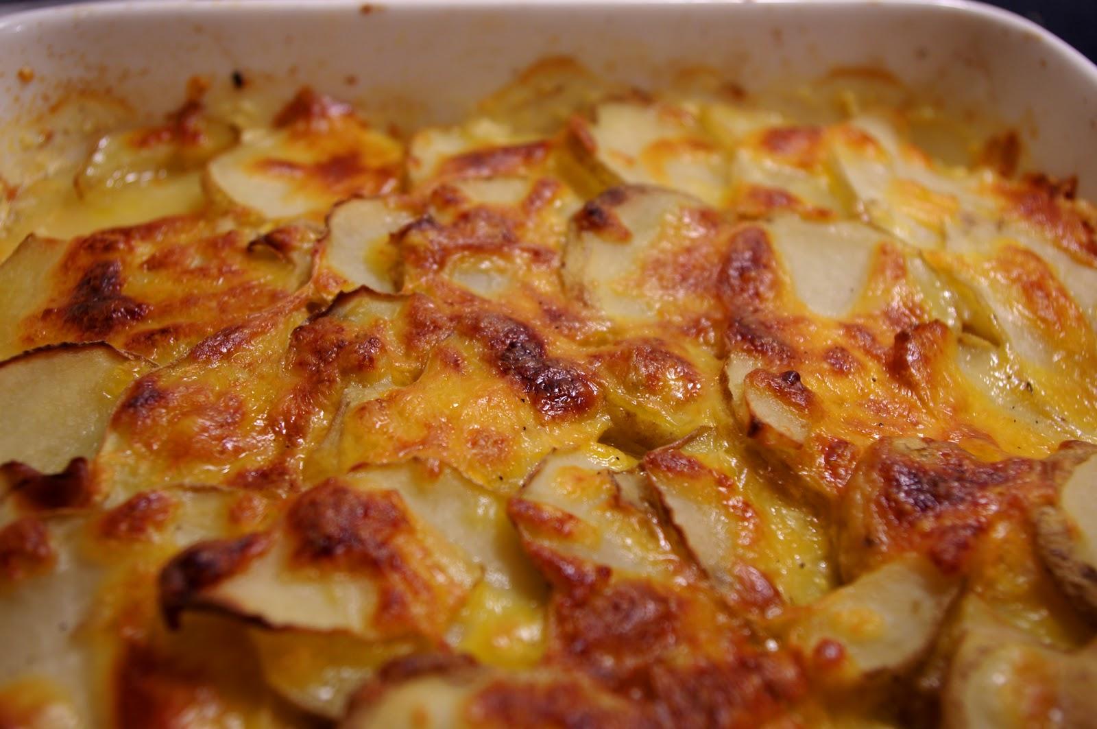 how to make dauphinoise potatoes gordon ramsay
