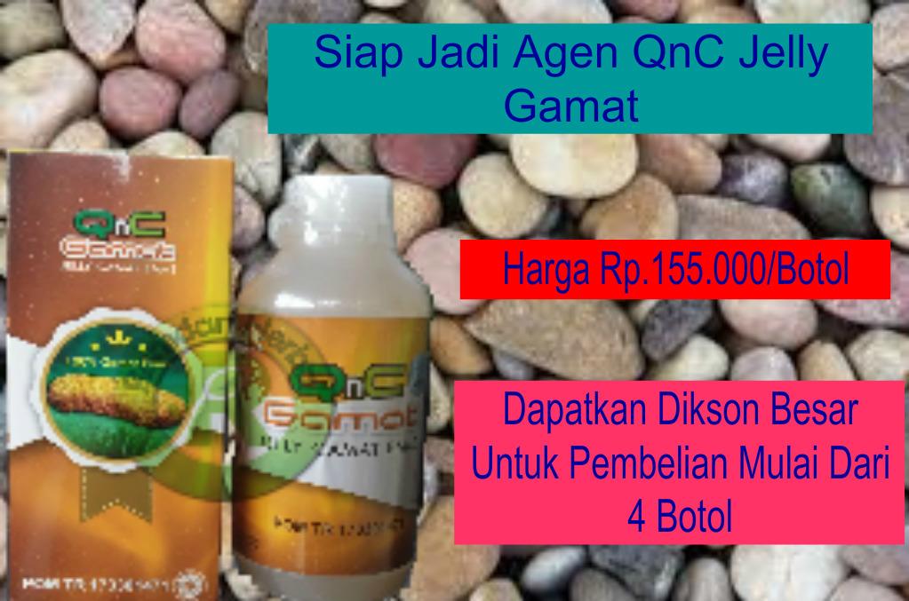 Penjual QnC Jelly Gamat Di Semarang