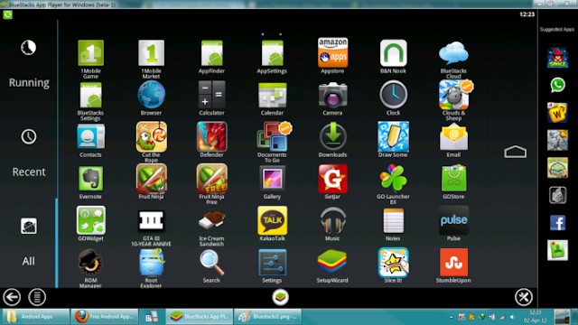 BlueStacks Terbaru Offline Installer 2016