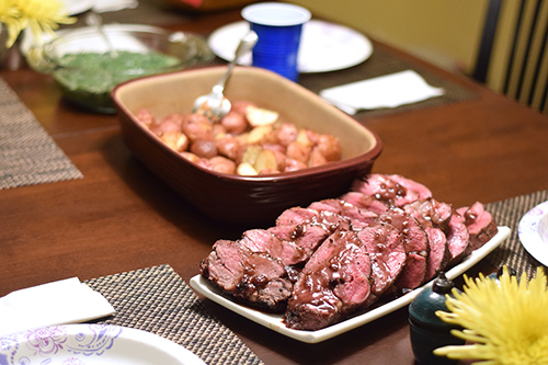 Certified Angus Beef #roastperfect tenderloin roast
