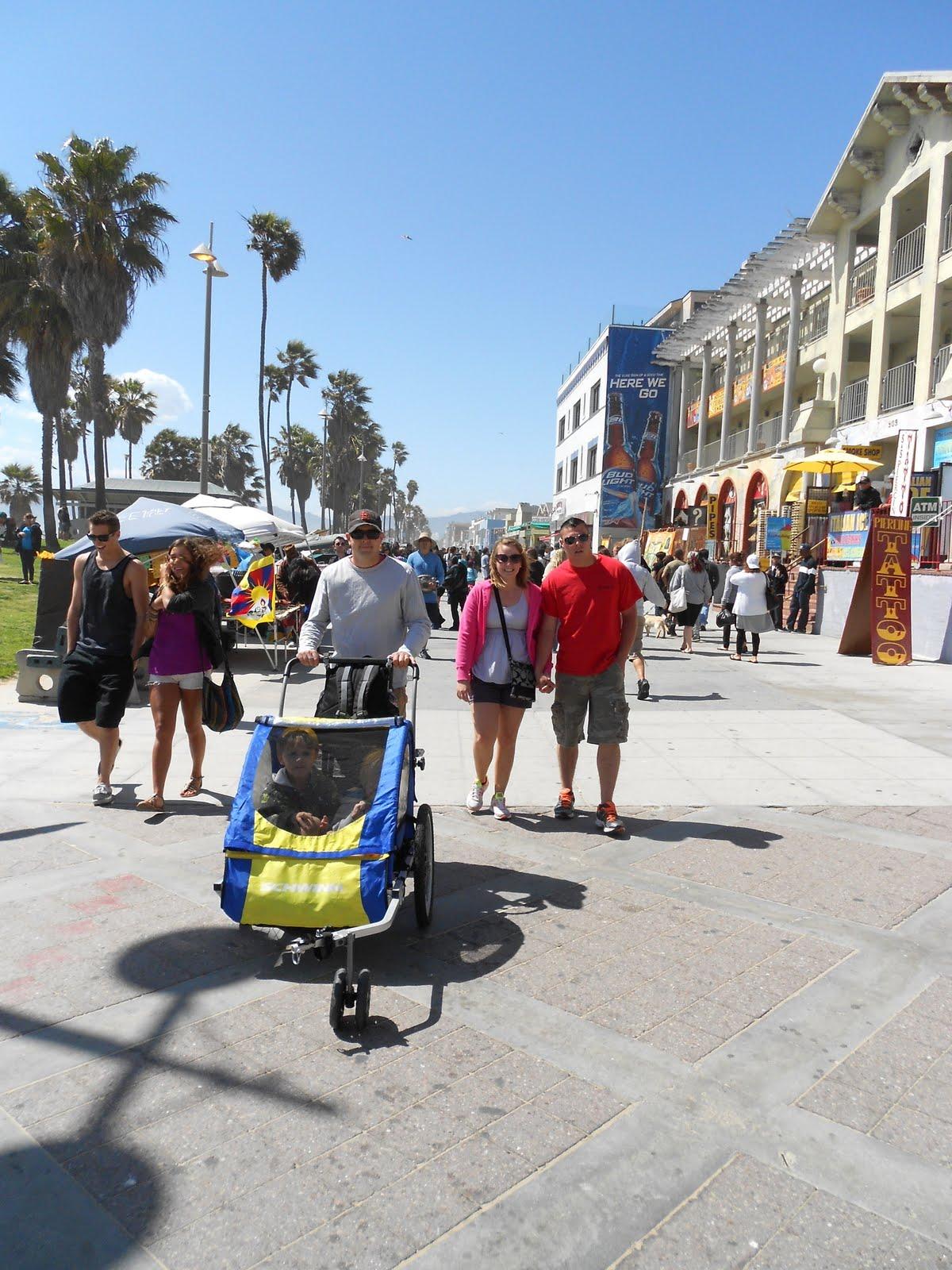 The Archers: Venice Beach Anyone?