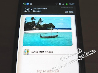 samsung galaxy note mini diary