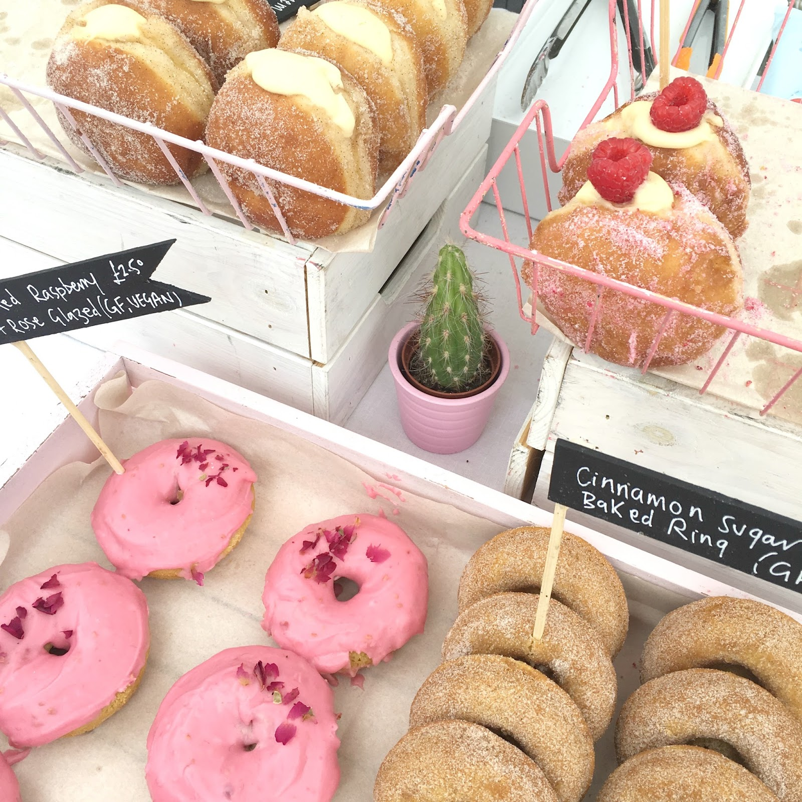 The Staiths Food Market Gateshead - Proven Doughnuts