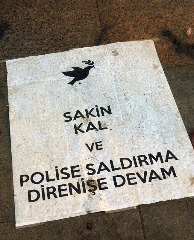 The Turkish Life: Istanbul uprising: Turkish vocabulary lesson