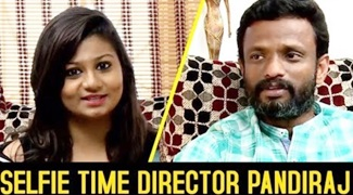 Director Pandiraj Speak About His Success In Cinema Life | Selfie Time | IBC Tamil TV | Celebrity