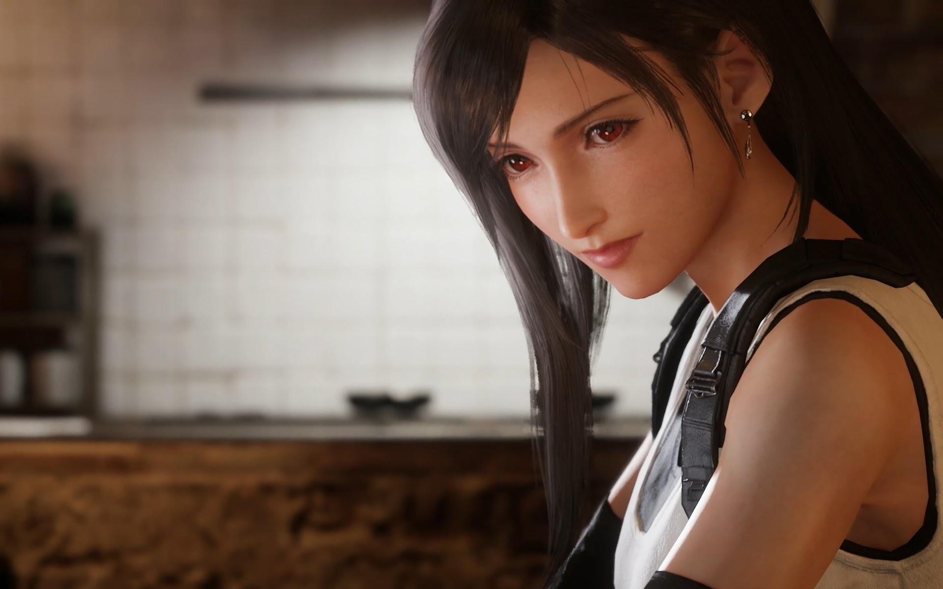 Tifa Lockhart, Final Fantasy 7 Remake, 4K, #18 Wallpaper