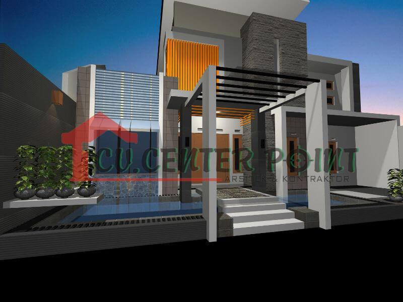 Jasa Desain Rumah Minimalis 2 Lantai Ukuran 6 X 9 Jasa Arsitek