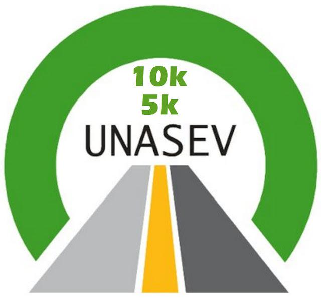 10k y 5k UNASEV (AAU, gratuita, Ciudad de la costa, 15/oct/2017)