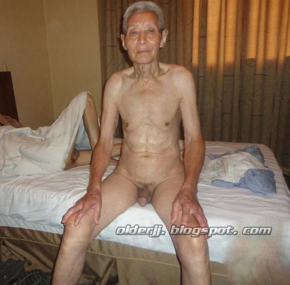 image Older man naked dick and black granny gay