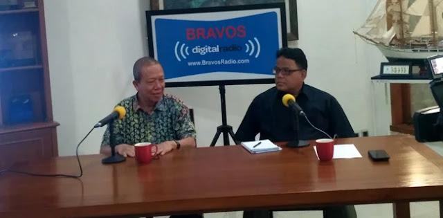 Budayawan Jawa: Marah-marah di Yogyakarta, Jokowi <i>Wis Rampung!</i>