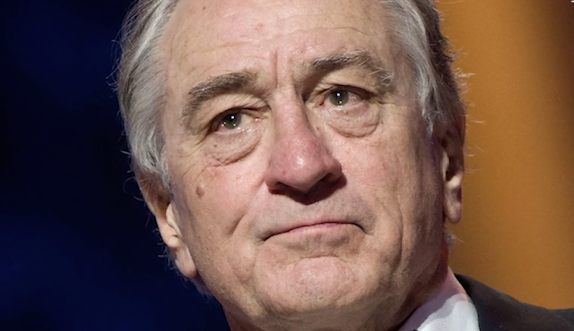Robert De Niro tears into Republicans: 'We're not going to forget' about what you did under Trump