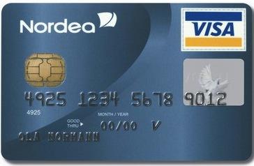 Nordea visa gavekort