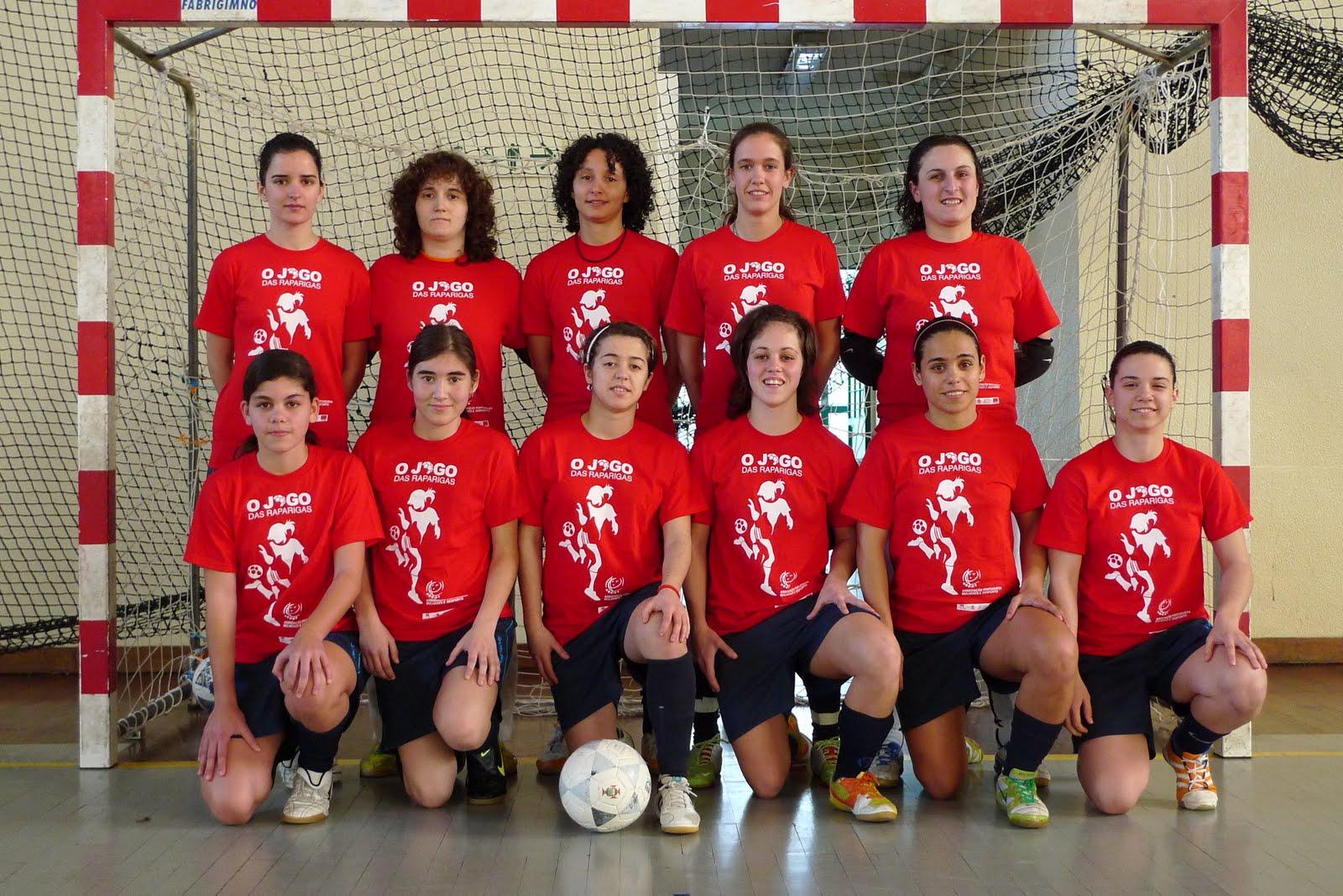039b99c6d1 Nucleo Chasa - Futsal Feminino  Janeiro 2010