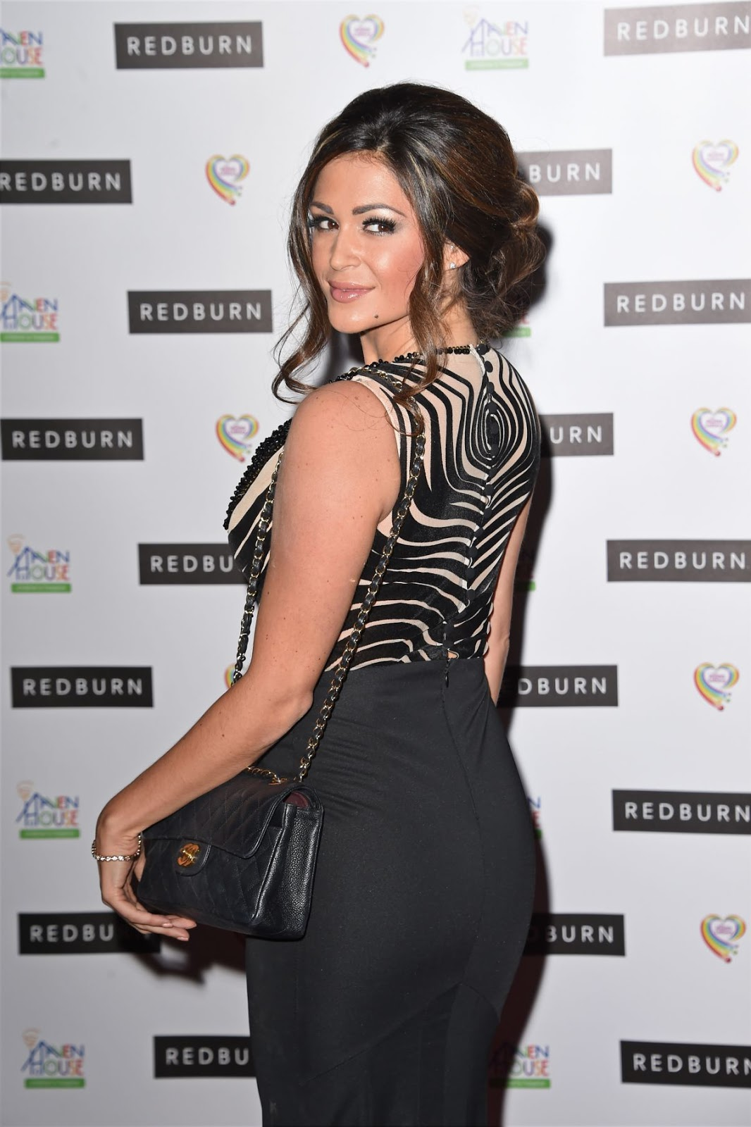Casey Batchelor At Thr Haven House Autumn Ball In London