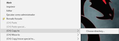 Mover archivos en Windows mucho más rápido y efectivo
