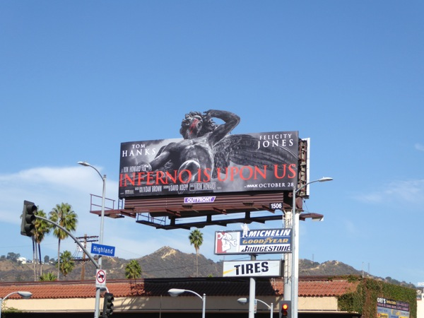 Inferno special extension billboard