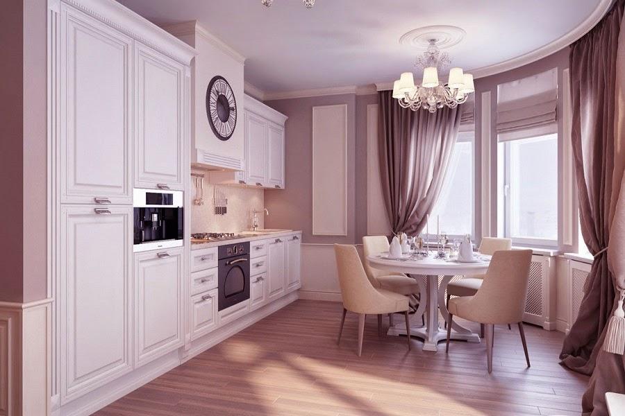 Design interior case clasice Constanta - Amenajari interioare vile cu mansarda