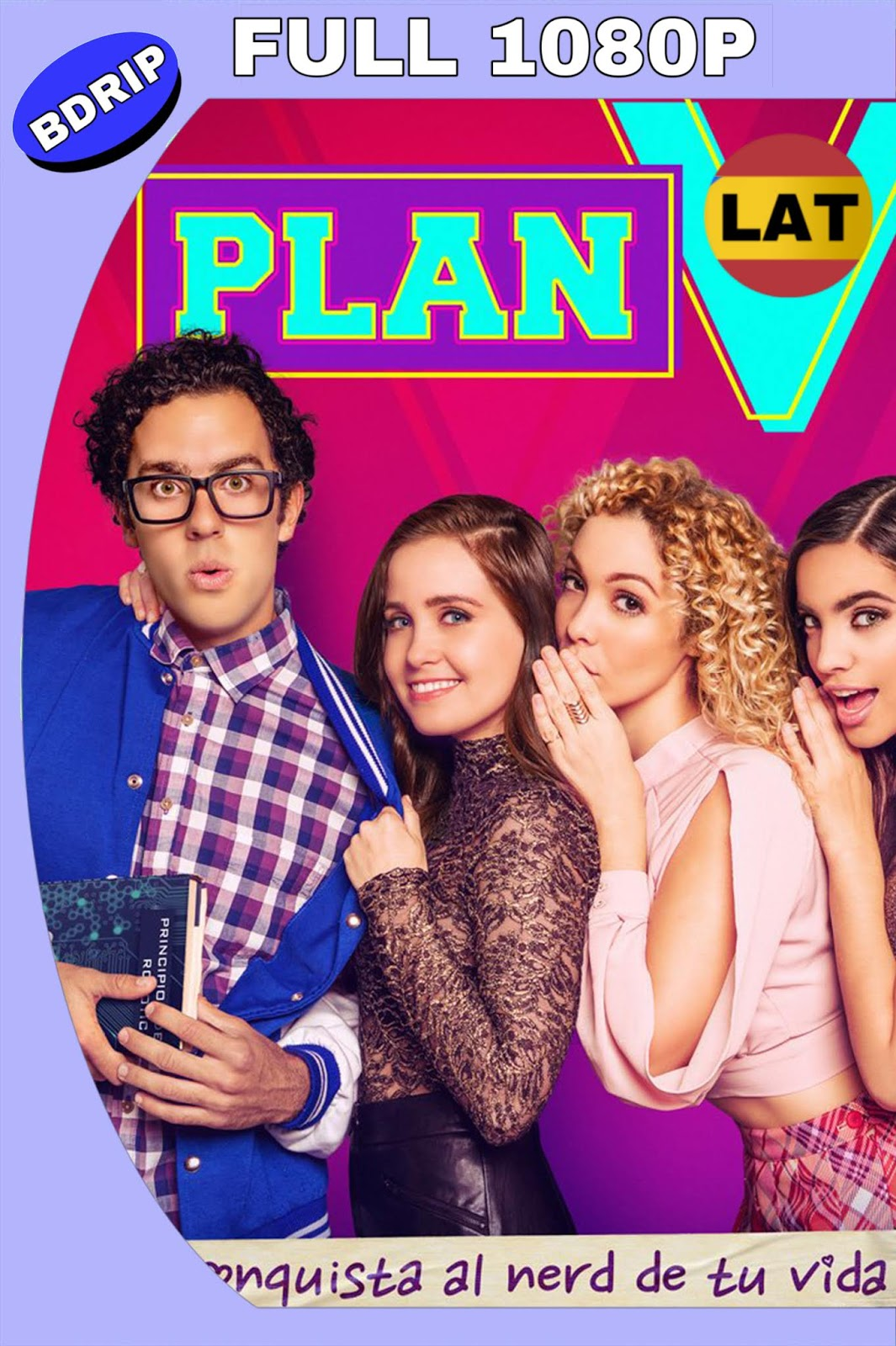 PLAN V (2018) LATINO FULL HD BDRIP 1080P MKV