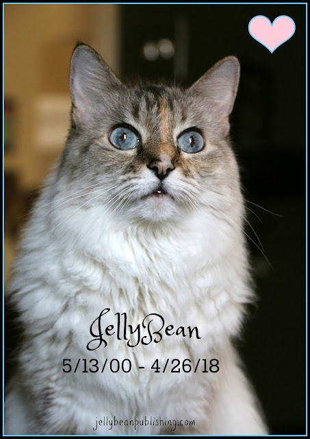 Mister's Garden - JellyBean Publishing - Remembering JellyBean - Be Safe - I Love You