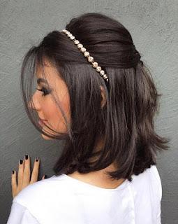 Brautfrisur Bob Lange Mittellange Haare
