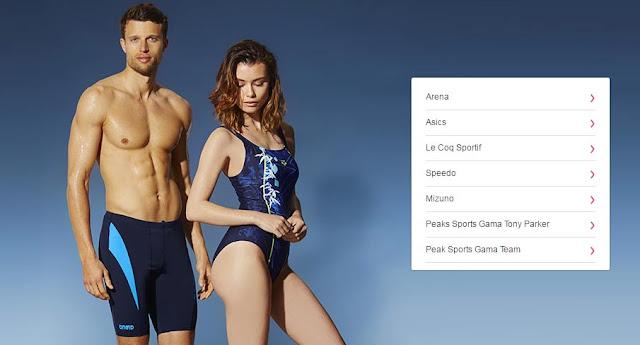 ropa deporte oferta