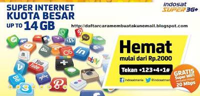 Cara Daftar Paket Internet Indosat Promo Lebaran Untuk Android
