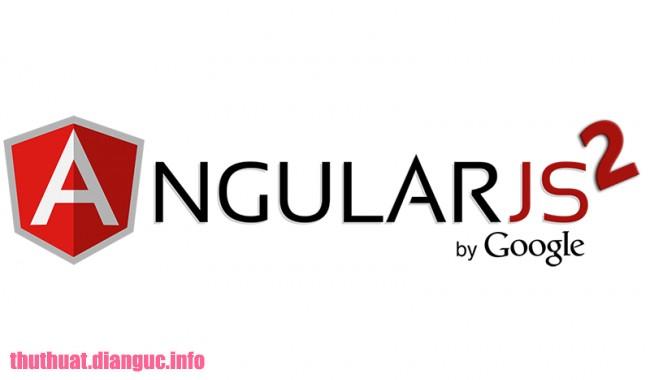 Share khóa học Angular 2 miễn phí