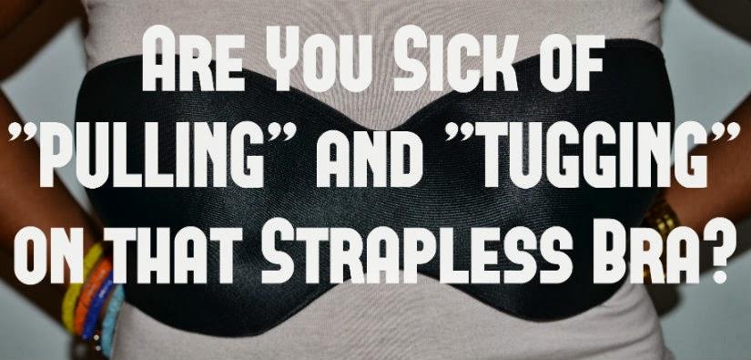 58a7873dd6fb0 IT WORKS  Strapless Bra Trick. HOW TO KEEP STRAPLESS BRA UP