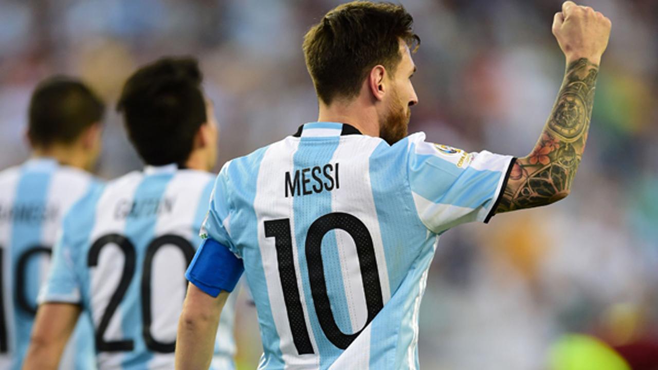 Argentina Vs Croatia- Croatia Wins With Mesi On Field