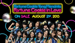 3rd Single JKT48 - Koisuru Fortune Cookie