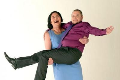 Lima Pasangan Suami Istri Paling Aneh di Dunia