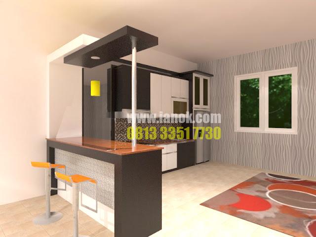 Harga Murah Buat Kitchen set