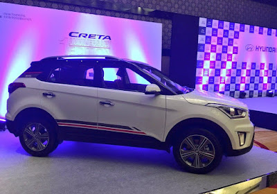 Hyundai Creta 1st Anniversary Edition launching event Hd Images