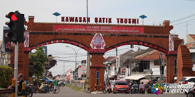 wisata belanja batik trusmi