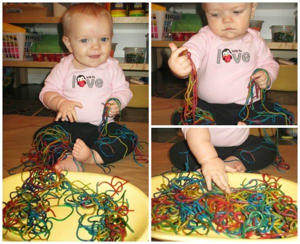RAINBOW NOODLES FOR KIDS- recipes, ideas, and ways to play!