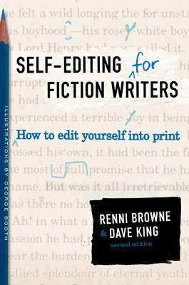 Self-Editing for Fiction Writers, found on Amber, the Blonde Writer blog