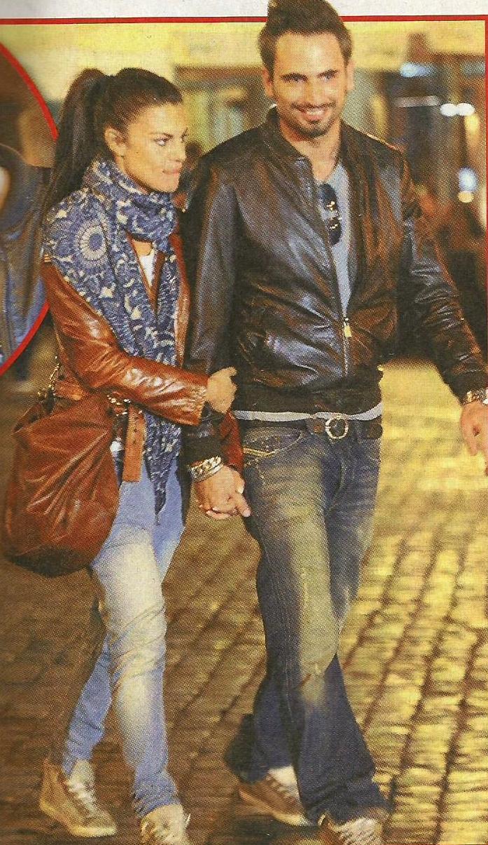 AMORE ROMANTICO: Coppie felici: Bianca Guaccero e Dario ...